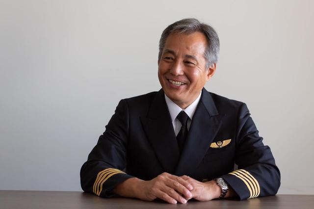 画像: 運航本部 A350運航乗務部 副部長 A350機長 杉本 恒