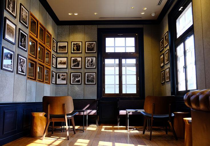 画像: 国登録有形文化財の島津家の建物をそのままカフェにしたショップ。過去と現在がミックスする交差点のようなお店で、一見の価値ありです。