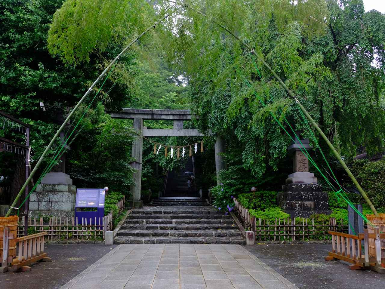 画像: 美術館を後にし、るーぷる最後の立ち寄り地へ。国宝に指定される「大崎八幡宮」です。