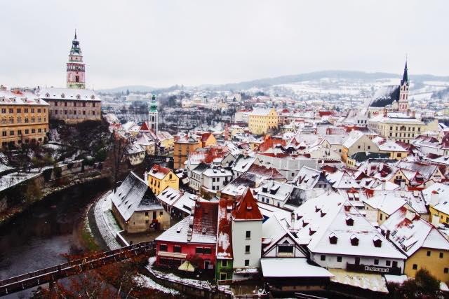 画像: 世界一美しい街のクリスマスマーケットは必見