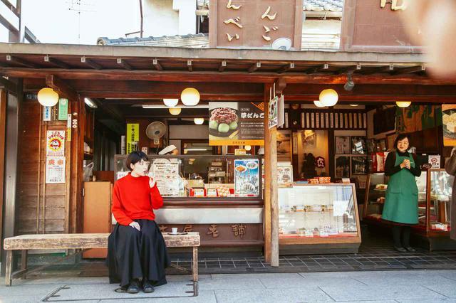 画像3: 柴又の草団子といえば、創業150年の「髙木屋老舗」
