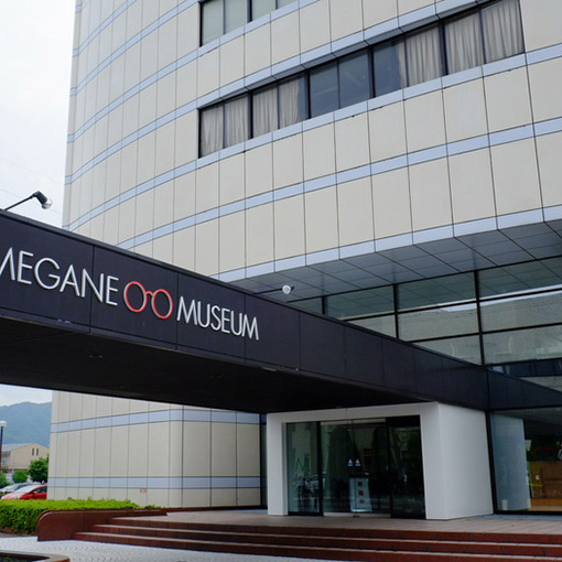 画像: 「めがねミュージアム」に到着しました!こちらではMADE IN JAPANのめがねを沢山取り扱っているショップや博物館、体験などが楽しめます。