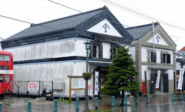 画像: この日はお天気も回復傾向。函館山も良く見えていました。