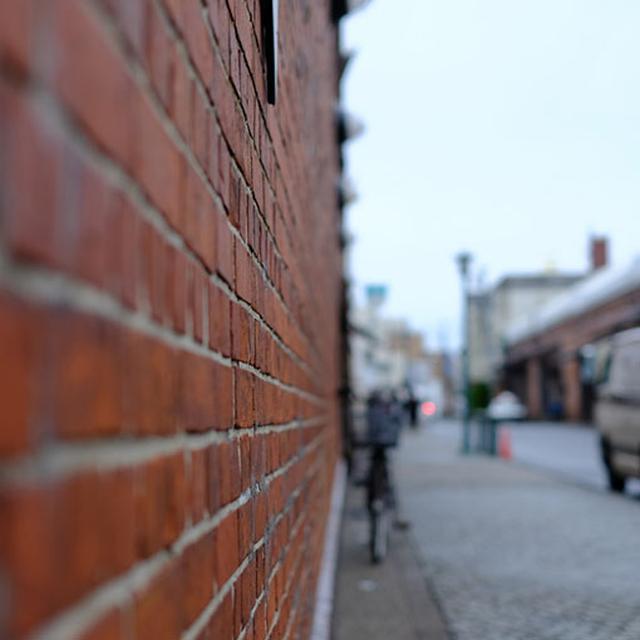画像: 沢山のレンガ倉庫、ショップや飲食店に生まれ変わって今年で30周年!歴史の交差点みたいな場所。