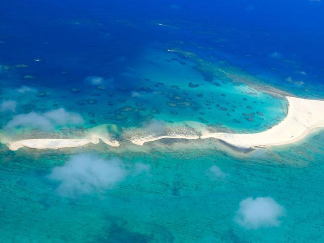 画像: えーーええ。すごすぎる。ここが2日目に行くことにしている「はての浜」です。