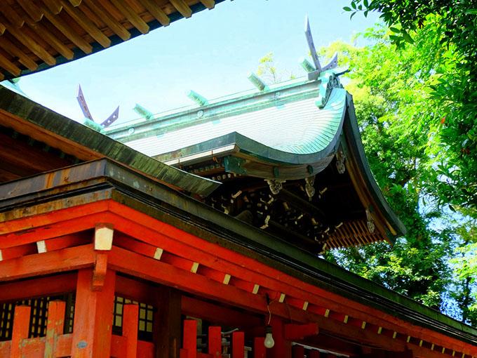 画像: 秋の例大祭ではここから唐津くんちが出発します。唐津くんちはユネスコ無形文化遺産に登録されています。