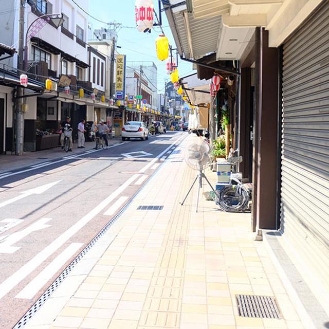 画像: さてそろそろ唐津駅に戻ろうかなと歩いていて、ふと思い出したのがコチラ。