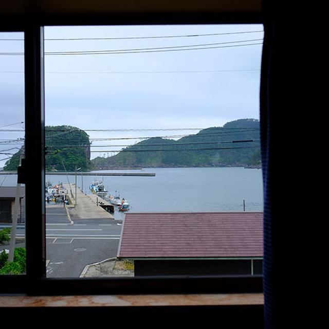 画像: お部屋から海が見えるのが、とてもいい。