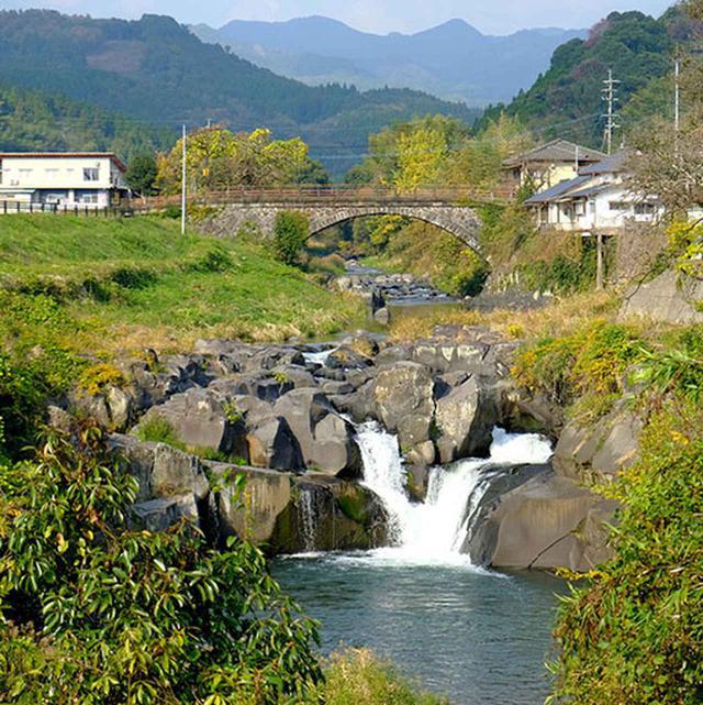 画像: 江戸時代に造られ未だ現役で使用されているという石橋を見てみたい!
