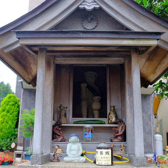 画像: 日本全国あちこちにありますが、隠岐にもかっぱ伝説があります。