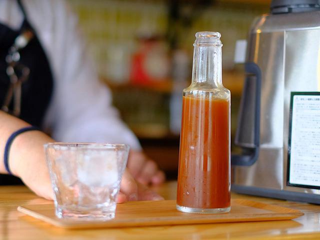 画像: アイスコーヒー、おしゃれです。テイクアウトも可能です!