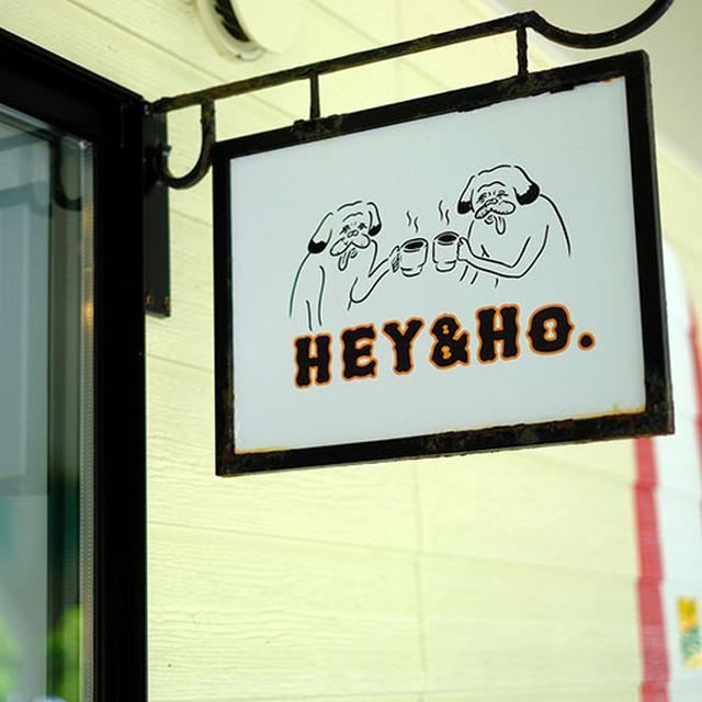 画像: その中でも個性的でとっても可愛い器のお店「HEY&HO」へ立ち寄りました。