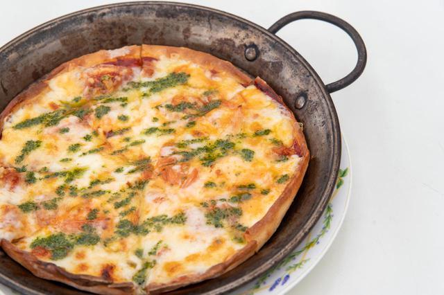 画像3: オシャレな赤レンガ倉庫でいただく、アツアツのピザ