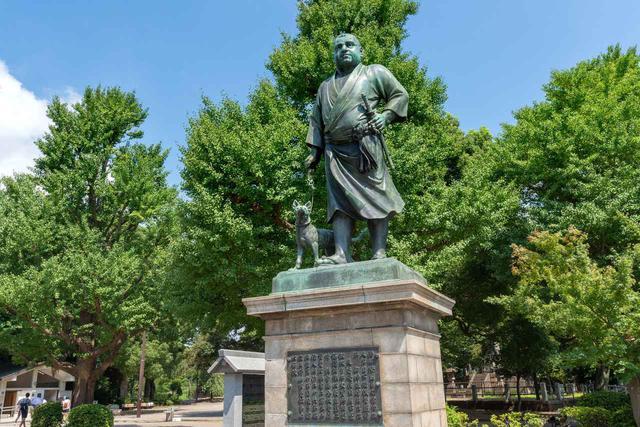画像: 【上野でお散歩1】歴史と自然を堪能する公園コース