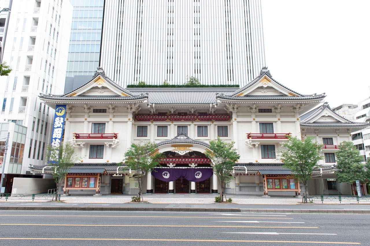 画像1: 「歌舞伎座」で華やかな舞台に見惚れる