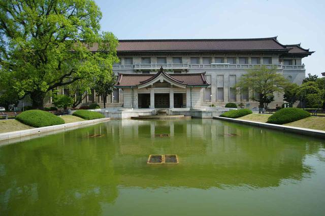 画像1: 1.「東京国立博物館」は膨大なコレクションが見もの