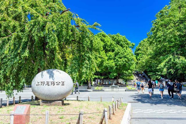 画像1: 美術館の街「上野」で観光。グルメ&散歩を楽しむ3つのおすすめコース