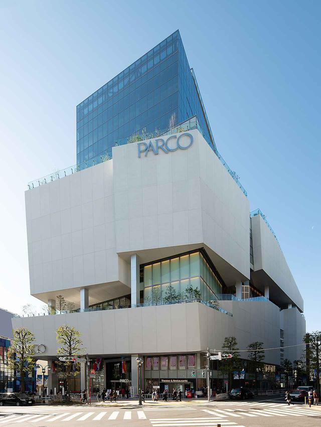 画像: 東京の最先端を体感するなら「渋谷PARCO」