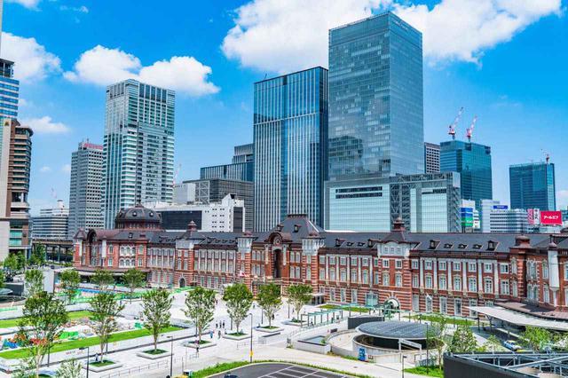 画像: D【東京駅&上野】歴史の面影をたどって歩く
