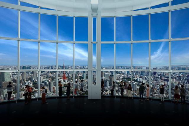 画像: C-7「東京シティビュー」は絶景とアートがコラボ