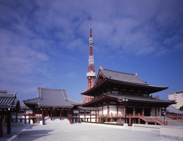 画像: 提供:増上寺