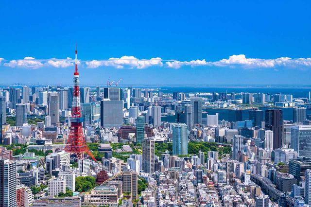 画像: 東京観光 JAL版おすすめスポット50選。5つのモデルコースで旅行を満喫