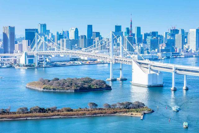 画像: B【渋谷&お台場】2大賑やかタウンにおでかけ