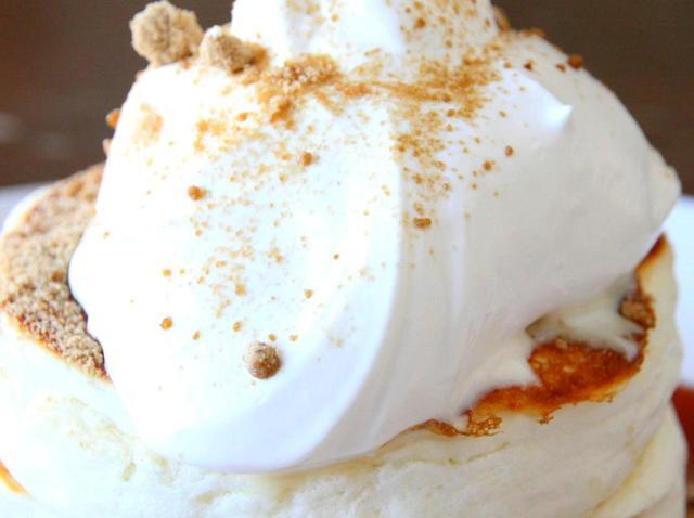 画像: ホイップクリームの優しい口あたりと、バニラアイスの濃厚な甘さと冷たさもぴったり