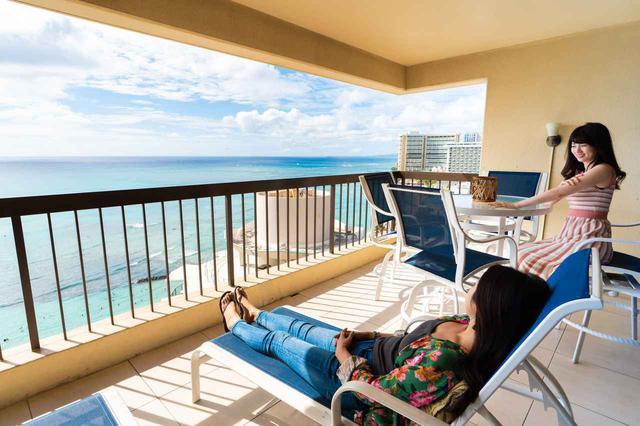画像1: 憧れのオーシャンフロント。ワイキキビーチタワーで夢のハワイ暮らし