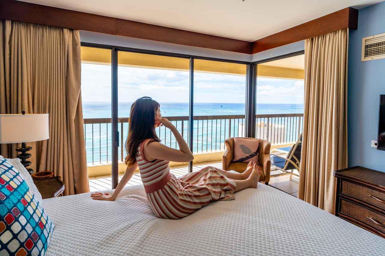 画像2: 憧れのオーシャンフロント。ワイキキビーチタワーで夢のハワイ暮らし