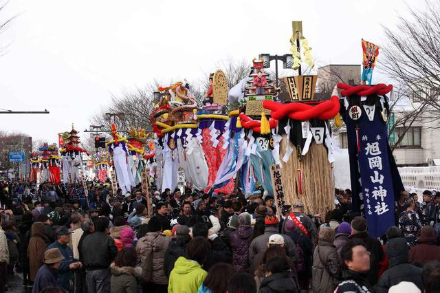 画像2: 「はっ」とする秋田のイベント(1)「横手の雪まつり2020」