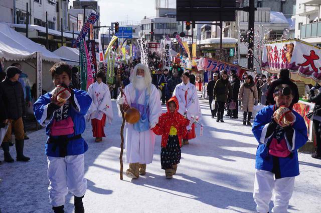 画像1: 「はっ」とする秋田のイベント(2)「大館アメッコ市」