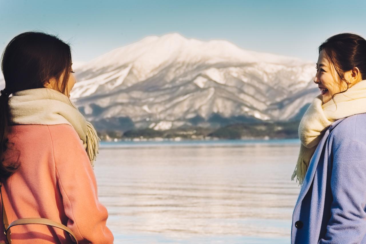 画像3: 雪国の食と絶景に驚いた!冬の秋田で「はっ」とする旅
