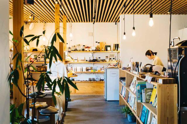 画像2: 「ほっ」とする 秋田のカフェ「momotose」