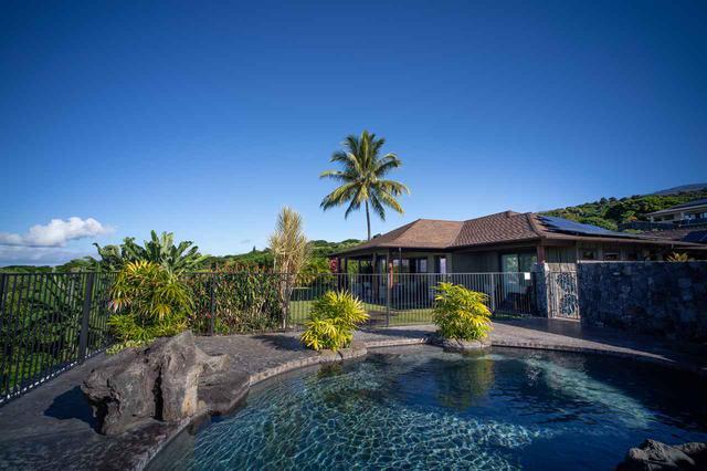 画像: HomeAwayで手配したハワイ島の一棟貸しコンドミニアム
