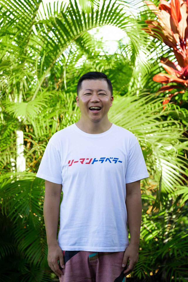 画像1: リーマントラベラー東松寛文さん