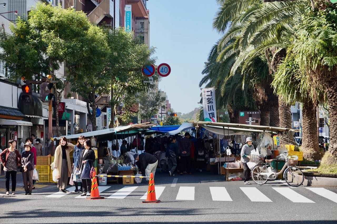 画像: 高知の日曜市は絶品グルメと名品の宝庫!おすすめの店&楽しみ方を地元ライターが徹底ガイド
