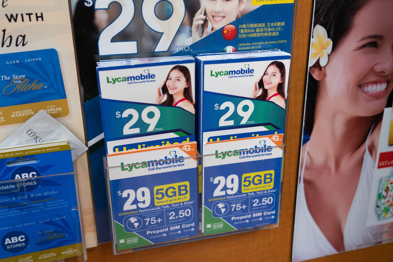 画像: 3.日本にいるようにスマホを使える「SIMカード」