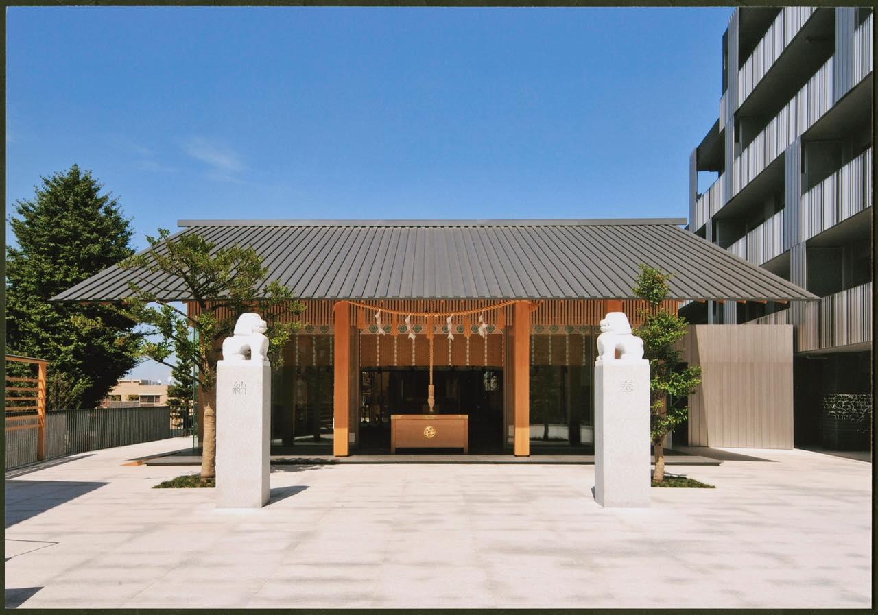 画像2: Akagi Jinja & Park Court Kagurazaka © Kengo Kuma & Associates