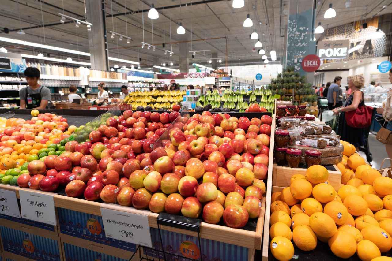 画像3: ハワイ「ホール・フーズ・マーケット」の最新店舗を現地レポート