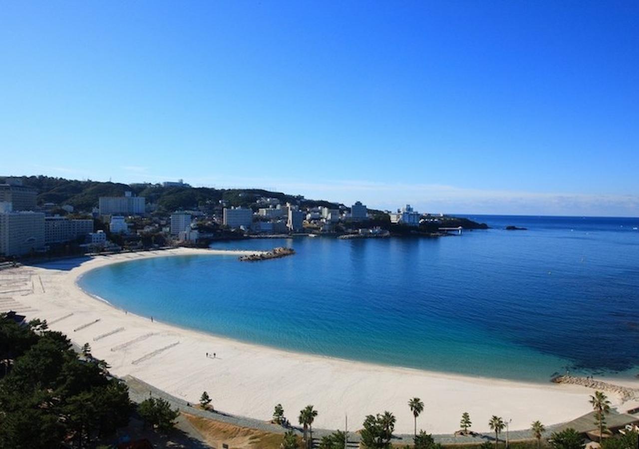 画像: 日本のワイキキビーチ? 空港から15分の和歌山県・白浜を巡る旅