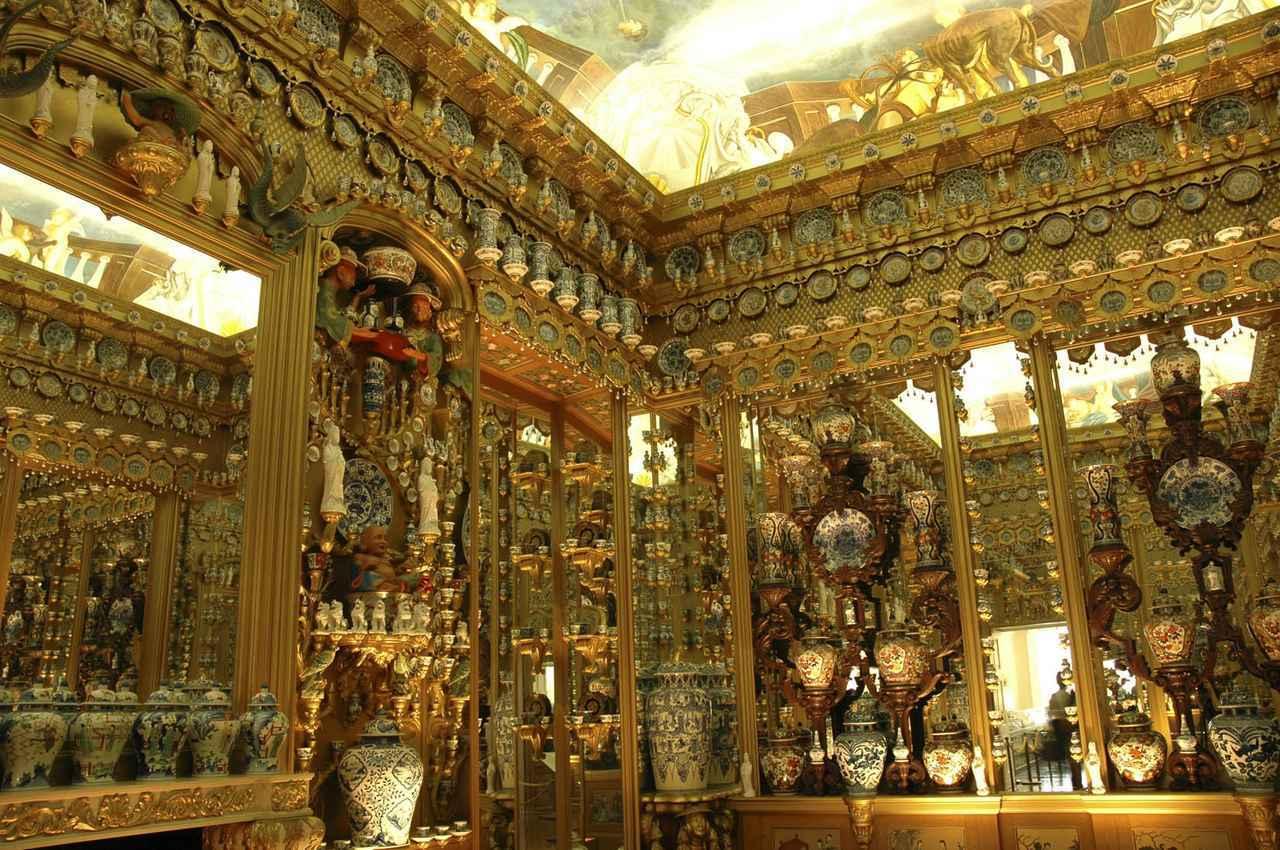 画像: 4.「ポルセレインミュージアム」で世界の陶器に圧倒される