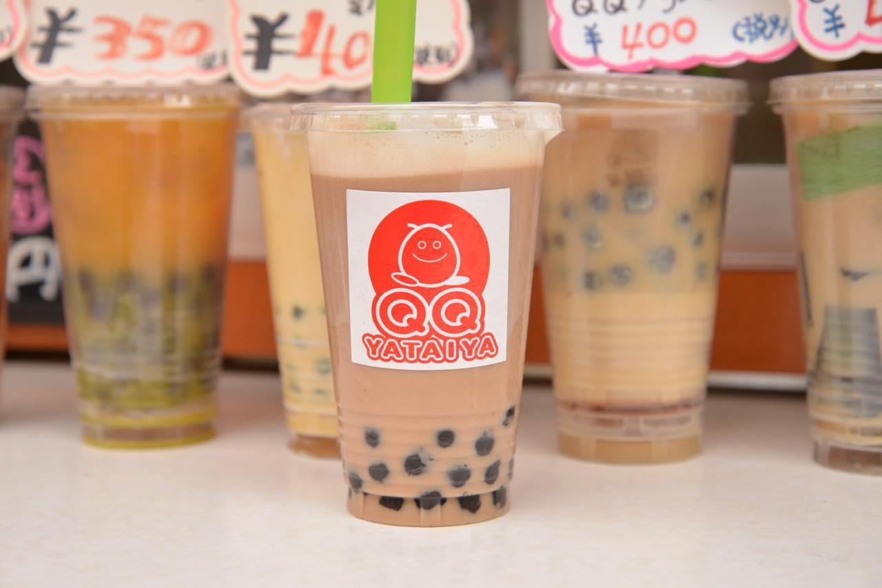 画像2: 【タピオカミルクティー】ブームのはるか前から台湾人店主が提供「QQ屋台屋」