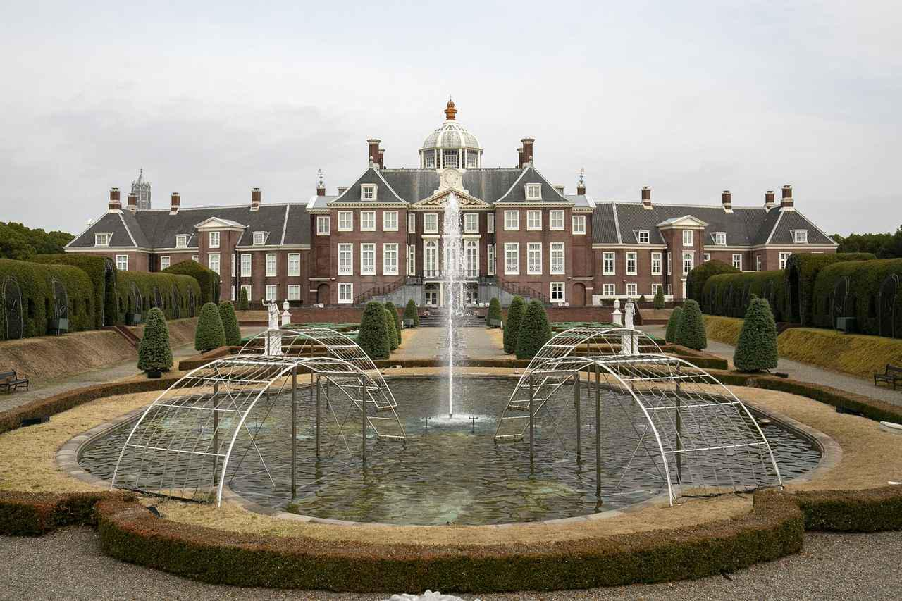 画像2: 5.オランダの宮殿を忠実に再現した「パレス ハウステンボス」