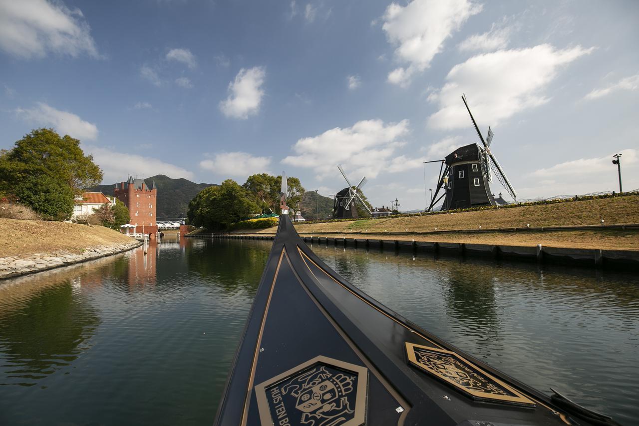 画像3: 1.「ゴンドラ遊覧」で運河からヨーロッパの街並みを楽しむ