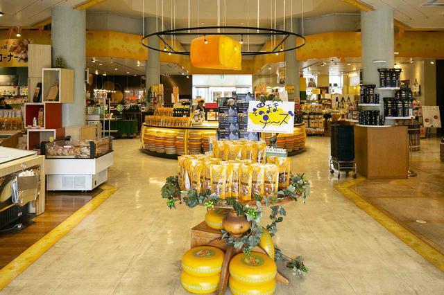 画像2: 7.品揃え日本一の「チーズの城」でお土産選び