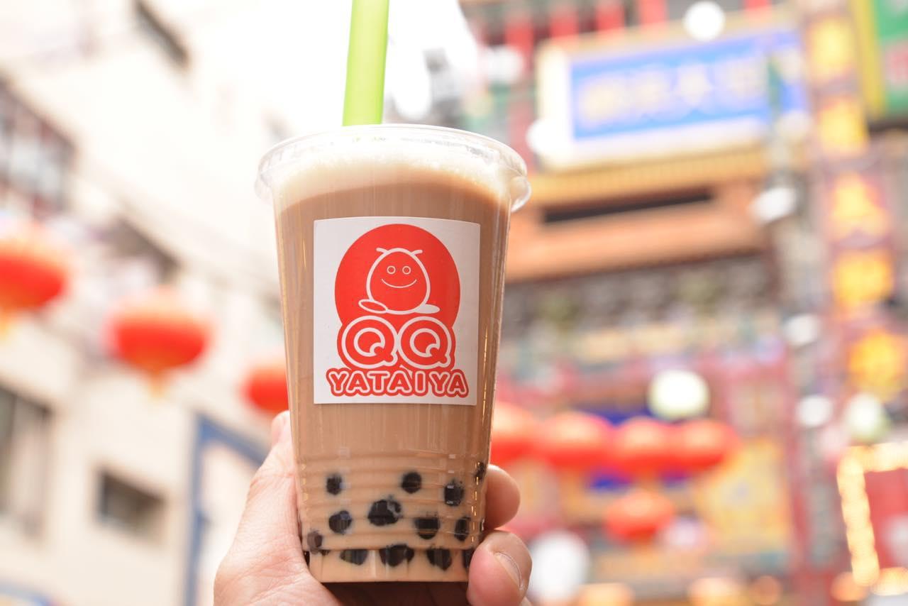 画像1: 【タピオカミルクティー】ブームのはるか前から台湾人店主が提供「QQ屋台屋」