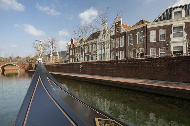 画像2: 1.「ゴンドラ遊覧」で運河からヨーロッパの街並みを楽しむ