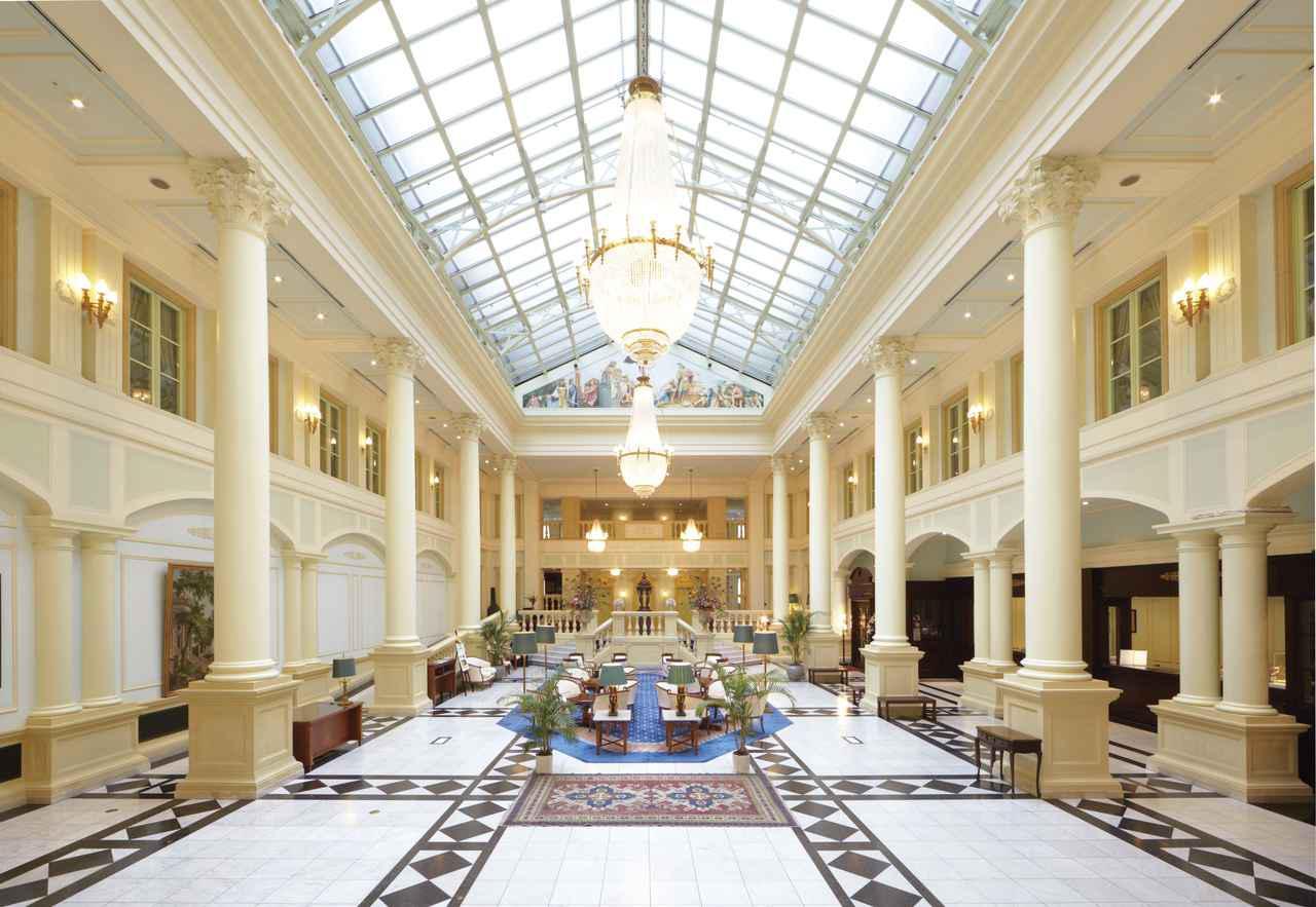 画像2: 10.パーク内唯一のホテル「ホテルアムステルダム」