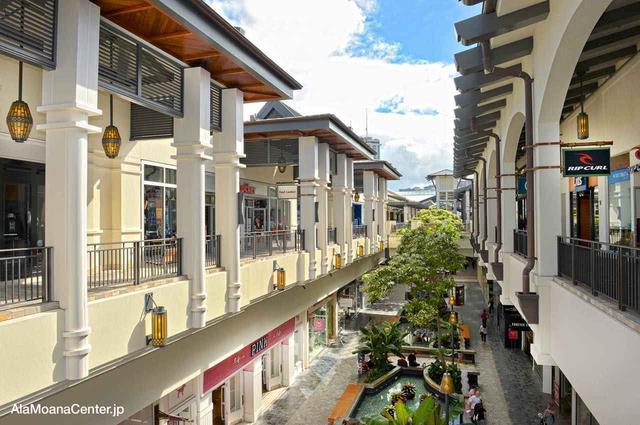 画像2: 「アラモアナセンター」は観光気分のショッピング天国